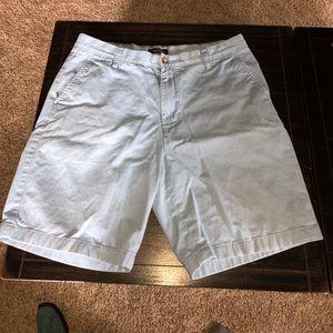 Blue Men's Nautical Shorts Size 34